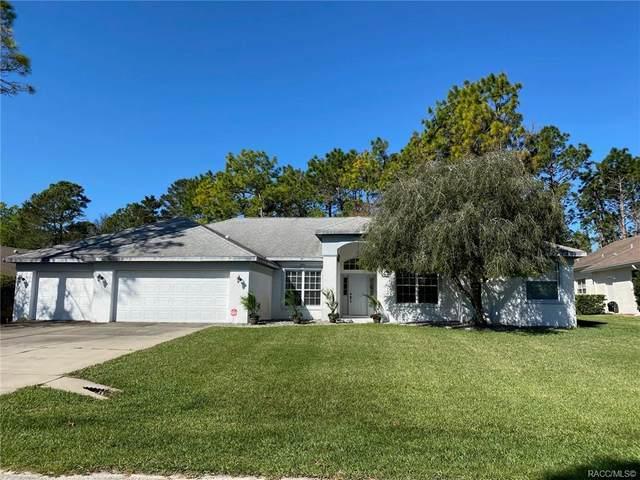 9 Gingerwood Drive, Homosassa, FL 34446 (MLS #799256) :: Plantation Realty Inc.