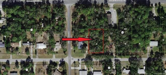 6963 W Grant Street, Homosassa, FL 34448 (MLS #799297) :: Plantation Realty Inc.