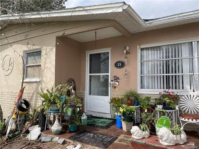 38 S Columbus Street, Beverly Hills, FL 34465 (MLS #799337) :: Plantation Realty Inc.