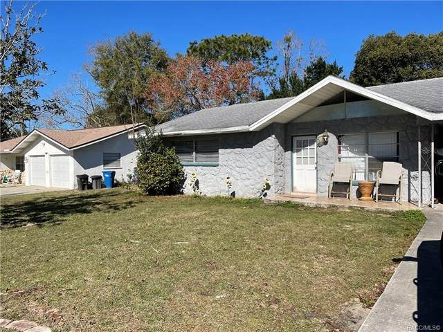 1163 SE 2nd Street, Crystal River, FL 34429 (MLS #799343) :: Plantation Realty Inc.