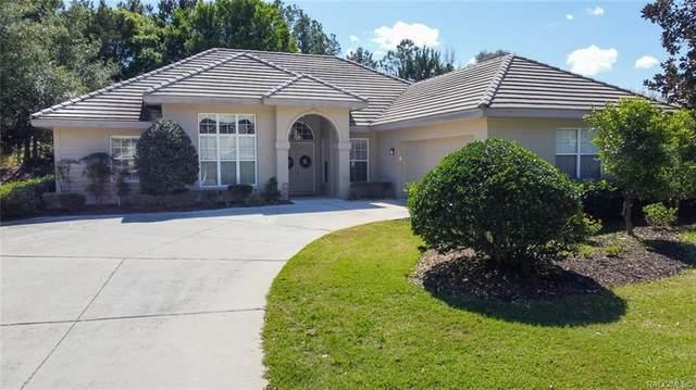 3110 N Barton Creek Circle, Lecanto, FL 34461 (MLS #799372) :: Plantation Realty Inc.