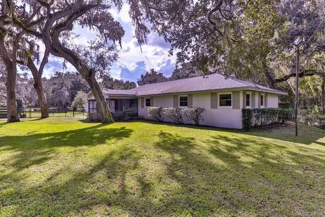 10291 E Trails End Road, Floral City, FL 34436 (MLS #799375) :: Plantation Realty Inc.