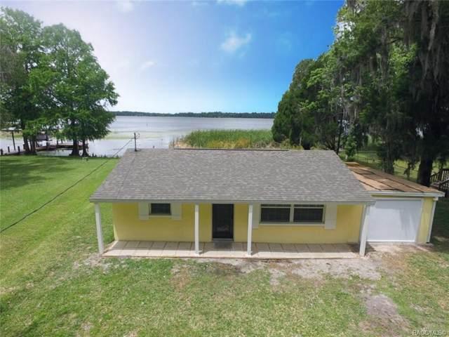 10095 W Riverwood Drive, Crystal River, FL 34428 (MLS #799418) :: Plantation Realty Inc.
