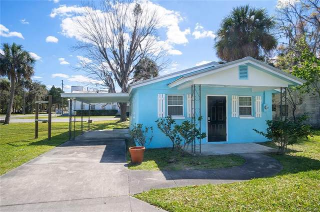 254 NE 5th Street, Crystal River, FL 34429 (MLS #799480) :: Plantation Realty Inc.