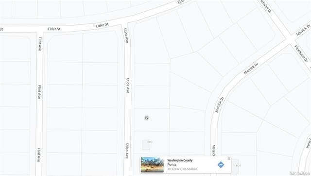 Lot 19 Utica Avenue, Chipley, FL 32428 (MLS #799497) :: Plantation Realty Inc.