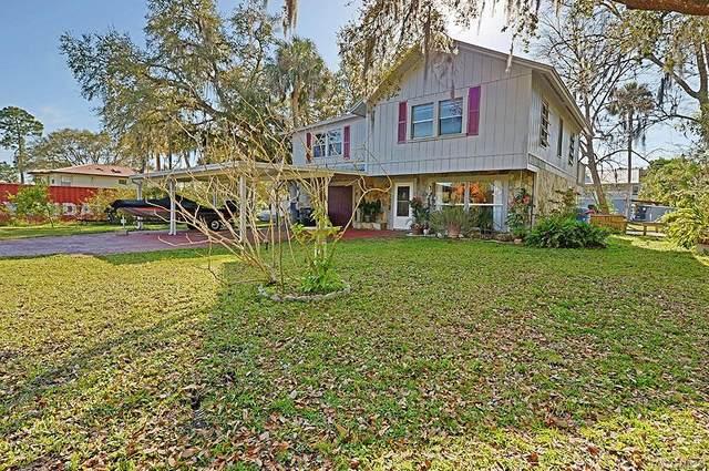 11590 N Kayak Point, Inglis, FL 34449 (MLS #799524) :: Plantation Realty Inc.