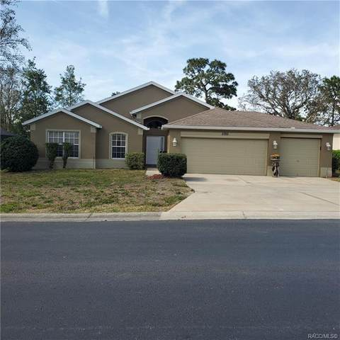 5750 W Hunters Ridge Circle, Lecanto, FL 34461 (MLS #799529) :: Plantation Realty Inc.