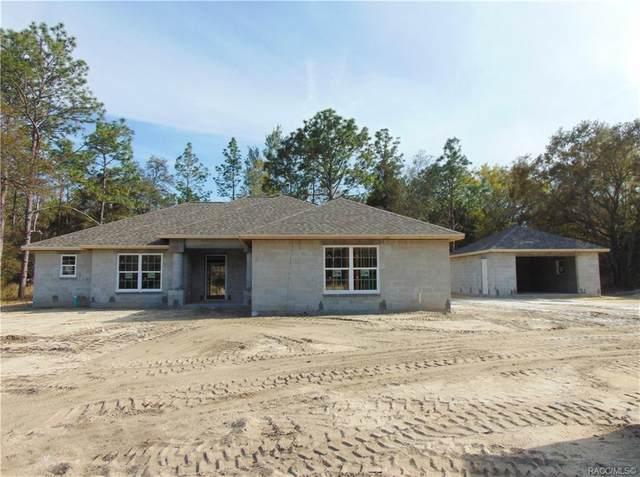 5279 N Teak Way, Beverly Hills, FL 34465 (MLS #799560) :: Plantation Realty Inc.