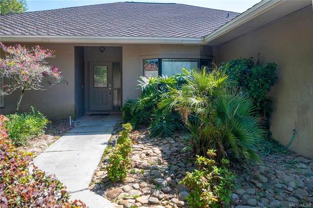 3110 W Heather Dunes Court, Lecanto, FL 34461 (MLS #799585) :: Plantation Realty Inc.