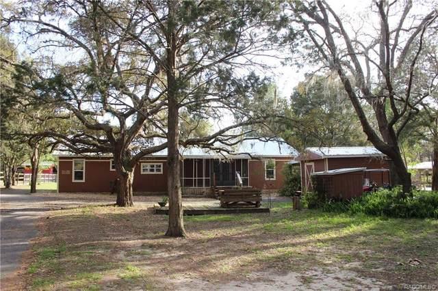 5150 W Oaklawn Street, Homosassa, FL 34446 (MLS #799591) :: Plantation Realty Inc.