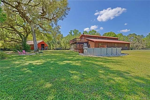 6255 Cr 249 Road, Lake Panasoffkee, FL 33538 (MLS #799616) :: Plantation Realty Inc.
