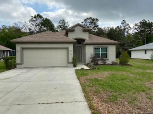 2740 N Brentwood Circle, Lecanto, FL 34461 (MLS #799640) :: Plantation Realty Inc.