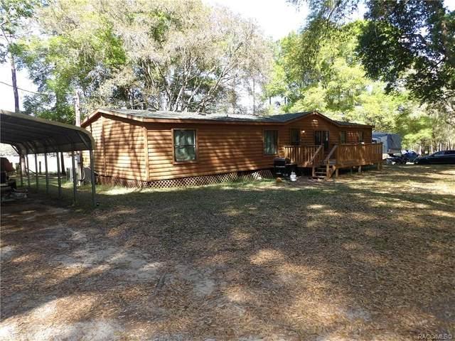 4275 E Carl Ramm Lane, Inverness, FL 34452 (MLS #799643) :: Plantation Realty Inc.