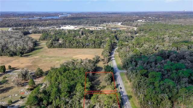 TBD N Turkey Oak Drive, Crystal River, FL 34428 (MLS #799649) :: Plantation Realty Inc.