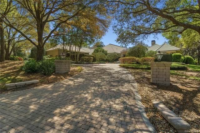 4010 N Pine Valley Loop, Lecanto, FL 34461 (MLS #799705) :: Plantation Realty Inc.