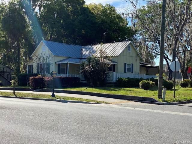 415 Tompkins Street, Inverness, FL 34450 (MLS #799717) :: Plantation Realty Inc.