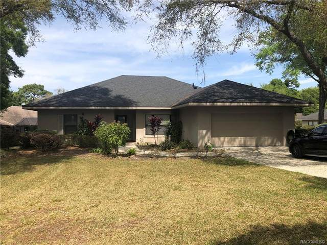 3079 W Heather Dunes Court, Lecanto, FL 34461 (MLS #799765) :: Plantation Realty Inc.