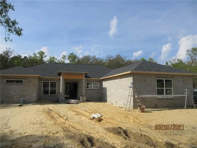 4551 N Rushmore Loop, Beverly Hills, FL 34465 (MLS #799782) :: Plantation Realty Inc.