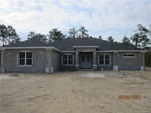 4714 W Pine Ridge Boulevard, Beverly Hills, FL 34465 (MLS #799784) :: Plantation Realty Inc.
