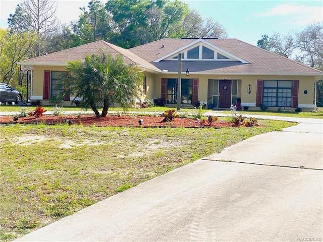 2210 W Sailors Haven Court, Beverly Hills, FL 34465 (MLS #799835) :: Plantation Realty Inc.