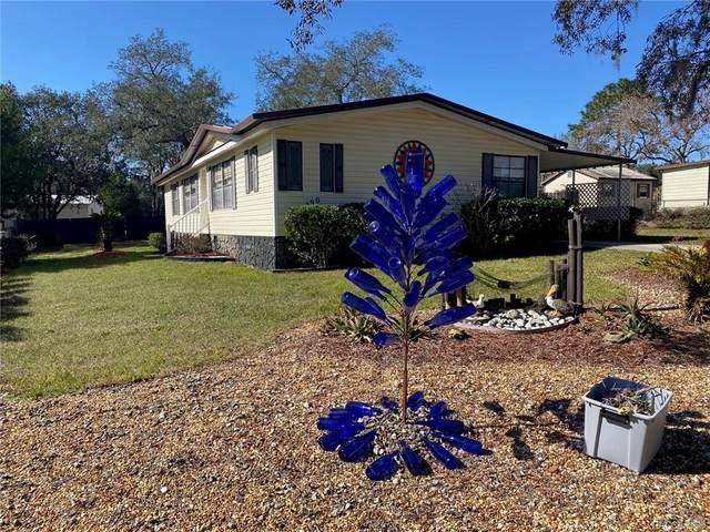 290 S Honey Bear Way, Lecanto, FL 34461 (MLS #799844) :: Plantation Realty Inc.