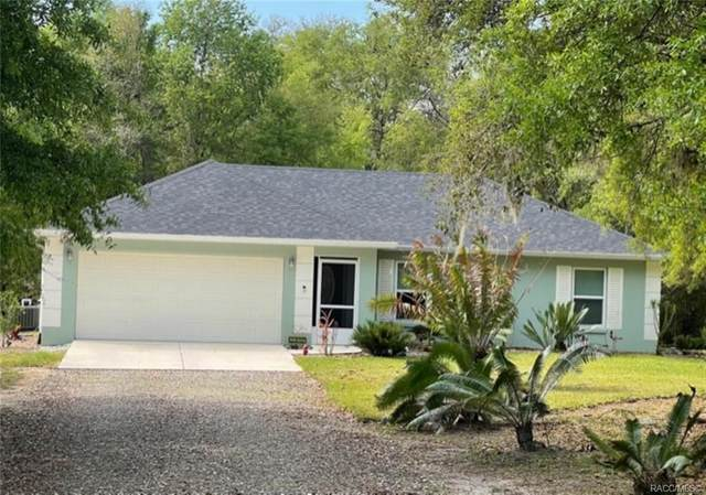 7968 W Glendale Court, Dunnellon, FL 34433 (MLS #799854) :: Plantation Realty Inc.