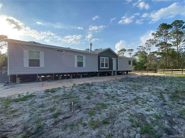 11630 W Fig Tree Lane, Crystal River, FL 34428 (MLS #799931) :: Plantation Realty Inc.