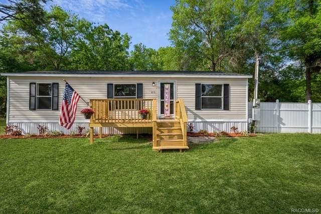 6273 W Tangerine Lane, Crystal River, FL 34429 (MLS #799964) :: Plantation Realty Inc.