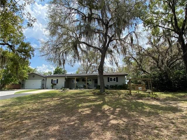 7448 E Savannah Drive, Floral City, FL 34436 (MLS #799981) :: Plantation Realty Inc.