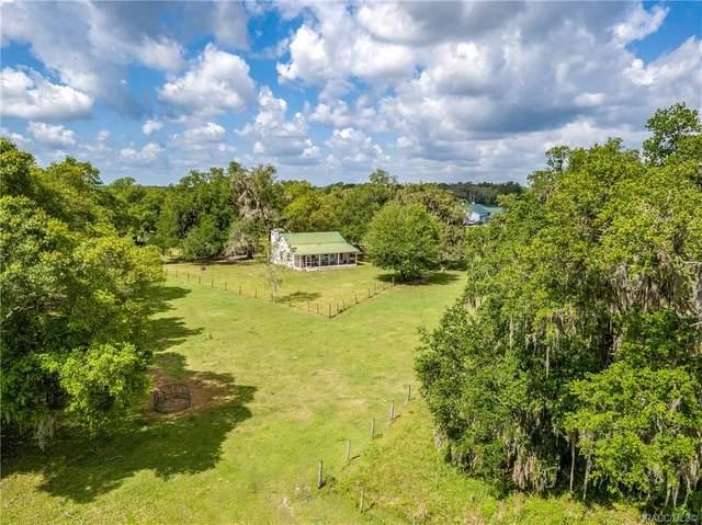 7223 SW 55th Street, Bushnell, FL 33513 (MLS #799989) :: Plantation Realty Inc.