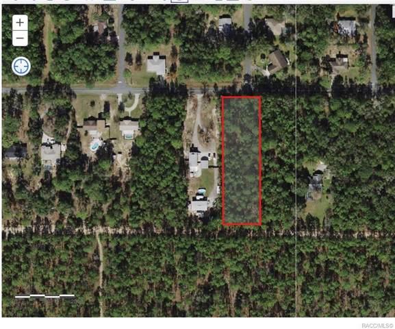6236 E Tenison Street, Inverness, FL 34452 (MLS #799994) :: Plantation Realty Inc.