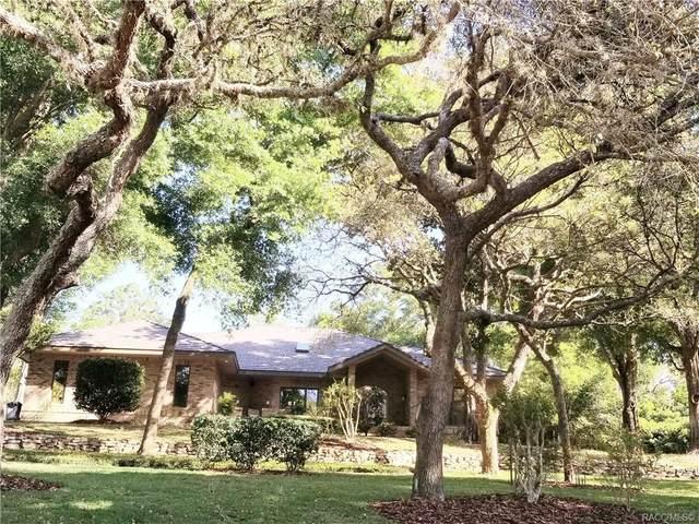 3174 W Pebble Beach Court, Lecanto, FL 34461 (MLS #800053) :: Plantation Realty Inc.