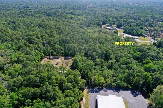 3734 S Ohio Avenue, Homosassa, FL 34446 (MLS #800094) :: Plantation Realty Inc.