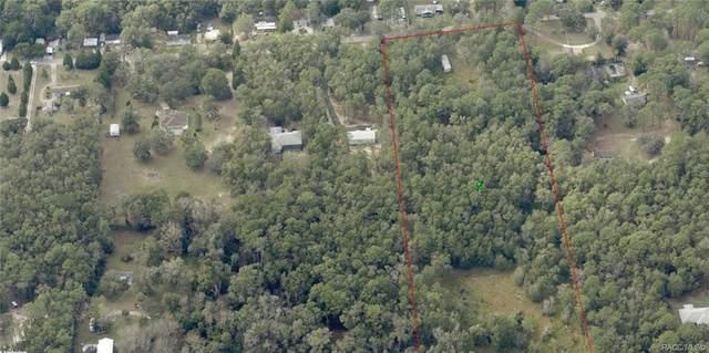 157 S Otis Avenue, Lecanto, FL 34461 (MLS #800111) :: Plantation Realty Inc.