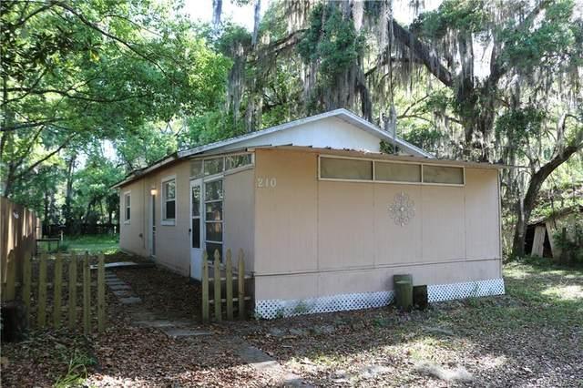 210 NE 10th Street, Crystal River, FL 34428 (MLS #800114) :: Plantation Realty Inc.