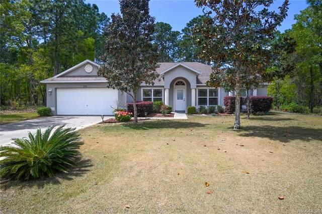 7136 N Everest Terrace, Dunnellon, FL 34434 (MLS #800145) :: Dalton Wade Real Estate Group