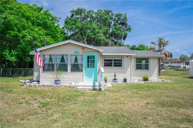 206 Zephyr Street, Inverness, FL 34450 (MLS #800163) :: Dalton Wade Real Estate Group