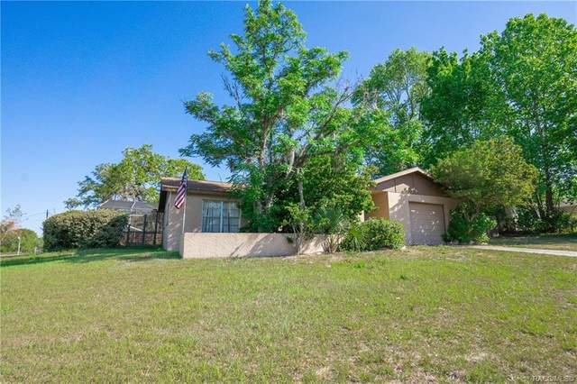 5595 W Cagney Loop, Homosassa, FL 34448 (MLS #800164) :: Plantation Realty Inc.
