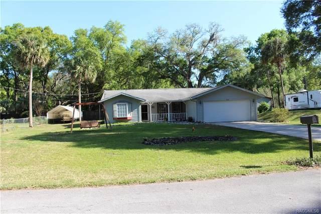 5960 N Summerlake Point, Crystal River, FL 34428 (MLS #800173) :: Plantation Realty Inc.
