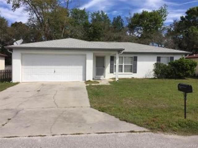 6595 W Robin Lane, Homosassa, FL 34448 (MLS #800178) :: Dalton Wade Real Estate Group