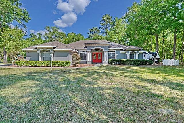 1107 E Bluebird Court, Hernando, FL 34442 (MLS #800180) :: Plantation Realty Inc.