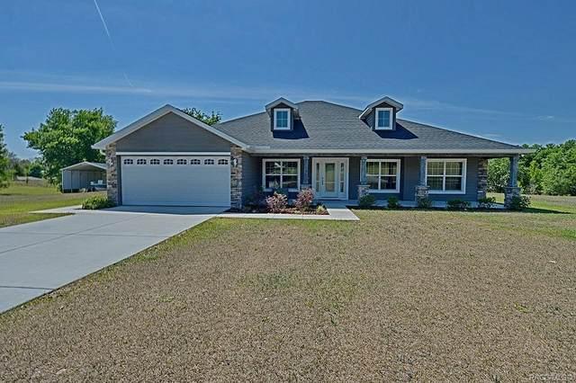 4640 E Liza Knowlton Drive, Inverness, FL 34452 (MLS #800192) :: Plantation Realty Inc.