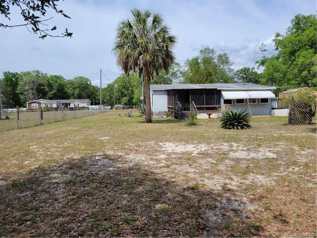 7862 W Waldron Court, Dunnellon, FL 34433 (MLS #800195) :: Dalton Wade Real Estate Group