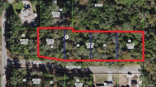 7081, 7105, 7127 & 7 E Anella Court, Inverness, FL 34450 (MLS #800202) :: Plantation Realty Inc.