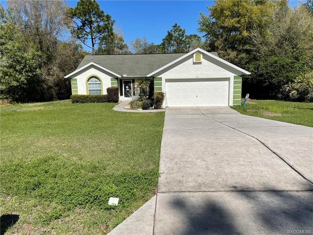 431 W Goldcoast Place, Citrus Springs, FL 34434 (MLS #800211) :: Plantation Realty Inc.