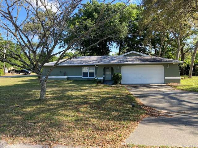 1774 W Water Lily Drive, Citrus Springs, FL 34434 (MLS #800226) :: Plantation Realty Inc.