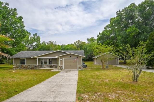 2722 W Pharaoh Court, Lecanto, FL 34461 (MLS #800270) :: Dalton Wade Real Estate Group