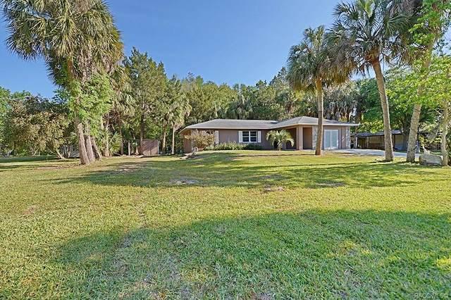 7631 W Radiance Lane, Homosassa, FL 34448 (MLS #800275) :: Dalton Wade Real Estate Group