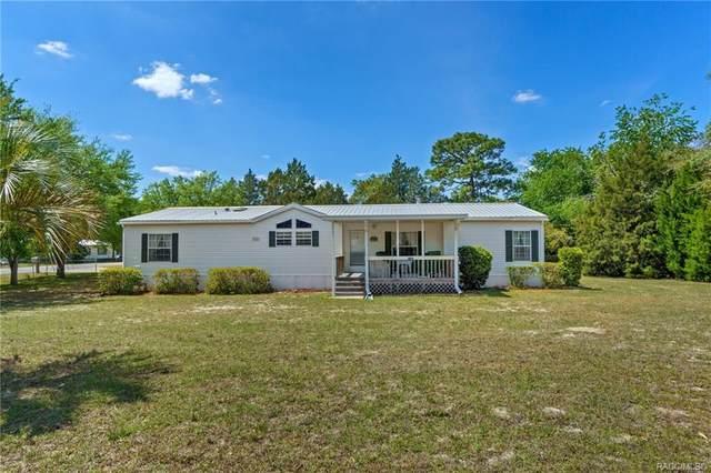 4192 S Fireside Way, Homosassa, FL 34446 (MLS #800280) :: Plantation Realty Inc.