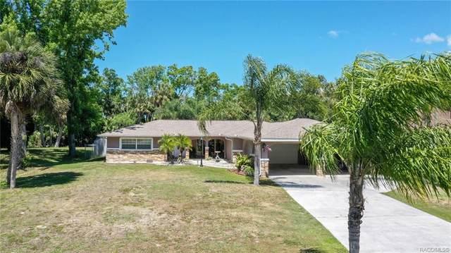 10039 W Halls River Road, Homosassa, FL 34448 (MLS #800281) :: Plantation Realty Inc.